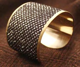 Vogue Crafts & Designs Pvt. Ltd. manufactures and exports fashion jewelry cuffs at wholesale prices
