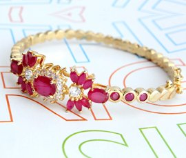 Vogue Crafts & Designs Pvt. Ltd. manufactures and exports imitation jewelry bracelets at wholesale prices