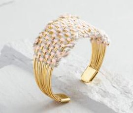 Vogue Crafts & Designs Pvt. Ltd. manufactures and exports imitation jewelry cuffs at wholesale prices