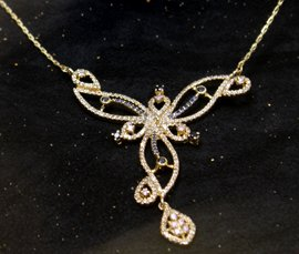 Vogue Crafts & Designs Pvt. Ltd. manufactures and exports metal jewelry pendants at wholesale prices