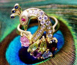 Vogue Crafts & Designs Pvt. Ltd. manufactures and exports metal jewelry rings at wholesale prices