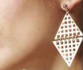 Vogue Crafts & Designs Pvt. Ltd. is a trusted manufacturer and exporter of silver earrings at wholesale prices.