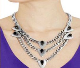 Vogue Crafts & Designs Pvt. Ltd. is a trusted manufacturer and exporter of silver necklaces at wholesale prices.