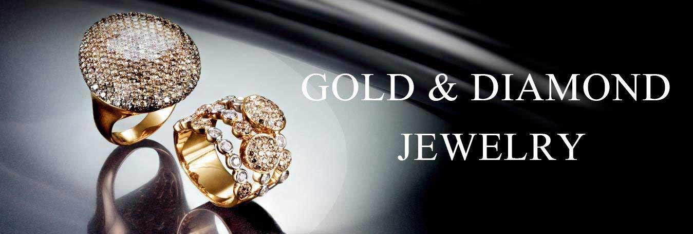Attractive gold and diamond jewelry at Vogue Crafts & Designs Pvt. Ltd.