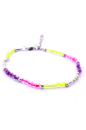 Dose of Neon Anklet