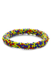 Vogue Crafts and Designs Pvt. Ltd. manufactures The Rainbow Bangle at wholesale price.