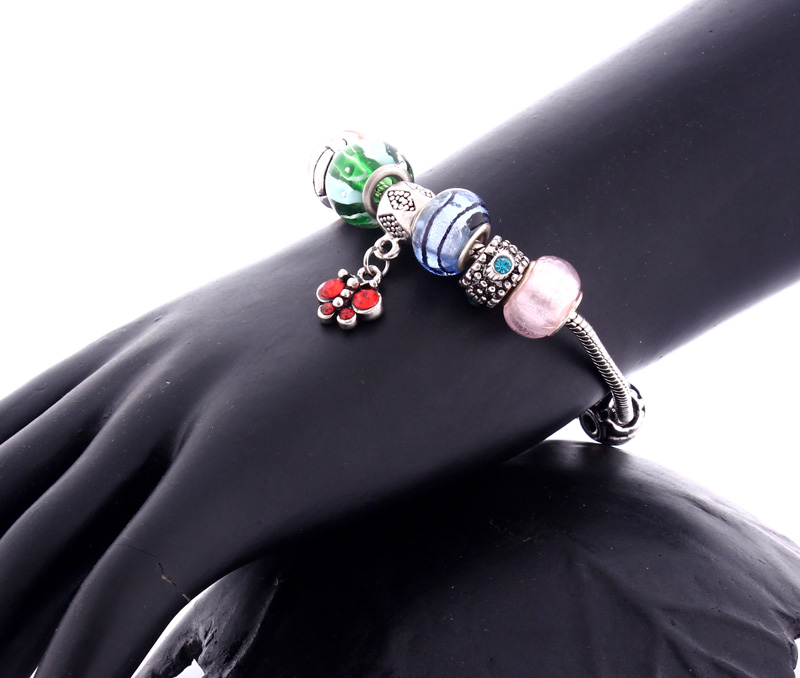 Vogue Crafts & Designs Pvt. Ltd. manufactures Butterfly Charm Bracelet at wholesale price.