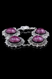 Vogue Crafts and Designs Pvt. Ltd. manufactures Ornate Frame Bracelet at wholesale price.