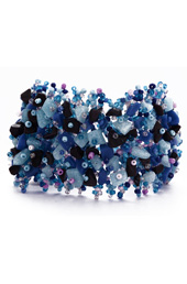 Vogue Crafts and Designs Pvt. Ltd. manufactures Colors of the Sea Bracelet at wholesale price.