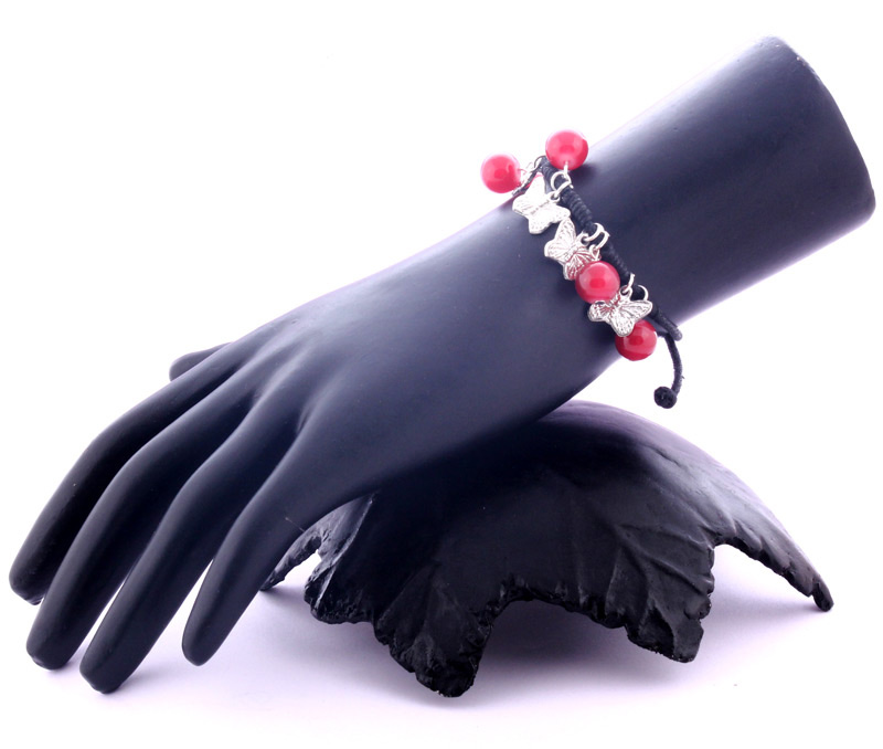 Vogue Crafts & Designs Pvt. Ltd. manufactures Beads and Butterfly Bracelet at wholesale price.