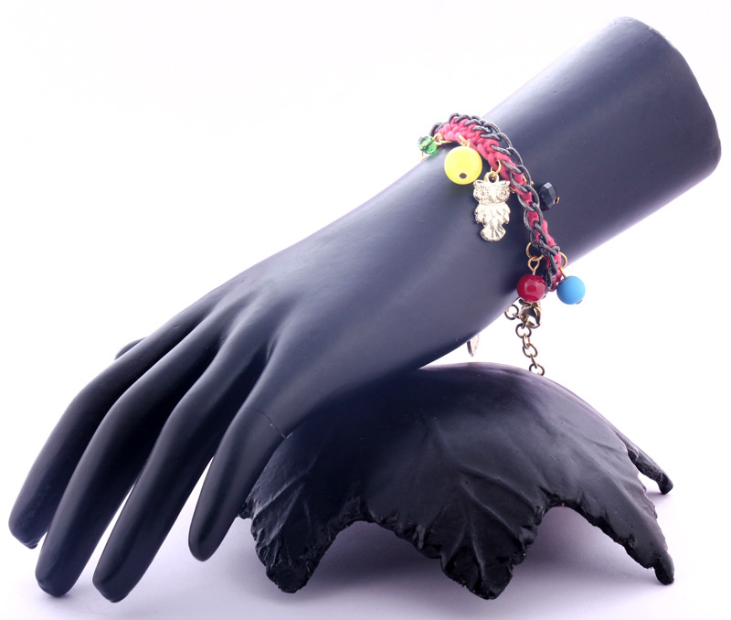 Vogue Crafts & Designs Pvt. Ltd. manufactures Candy Drops and Chain Bracelet at wholesale price.