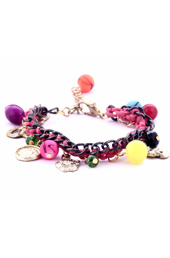 Vogue Crafts and Designs Pvt. Ltd. manufactures Candy Drops and Chain Bracelet at wholesale price.