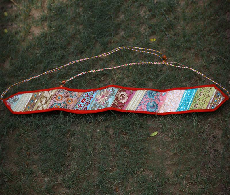 Latest Design Jewelry - Multicolor Patchwork Belt .