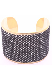 Vogue Crafts and Designs Pvt. Ltd. manufactures Sparkle of My Eye Cuff at wholesale price.