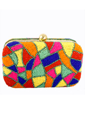 Colors of Happiness Clutch
