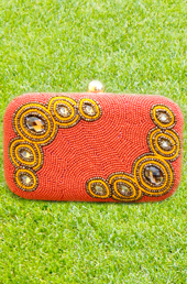 Vogue Crafts and Designs Pvt. Ltd. manufactures Take Me Away Clutch at wholesale price.