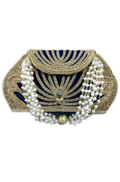 Vogue Crafts and Designs Pvt. Ltd. manufactures The Princess Box Clutch at wholesale price.