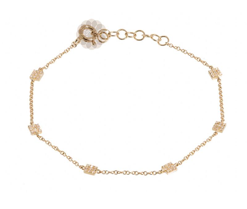 Vogue Crafts & Designs Pvt. Ltd. manufactures Designer Gold Anklet at wholesale price.