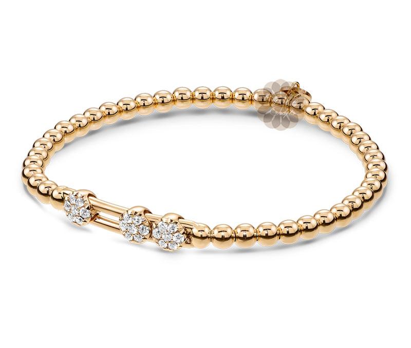 Vogue Crafts & Designs Pvt. Ltd. manufactures Adjustable Gold Anklet at wholesale price.