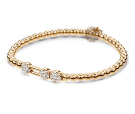 Adjustable Gold Anklet