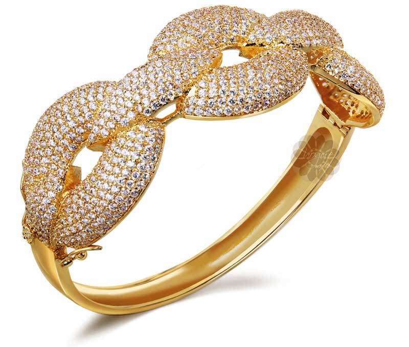 Vogue Crafts & Designs Pvt. Ltd. manufactures Royal Wedding Bangle at wholesale price.