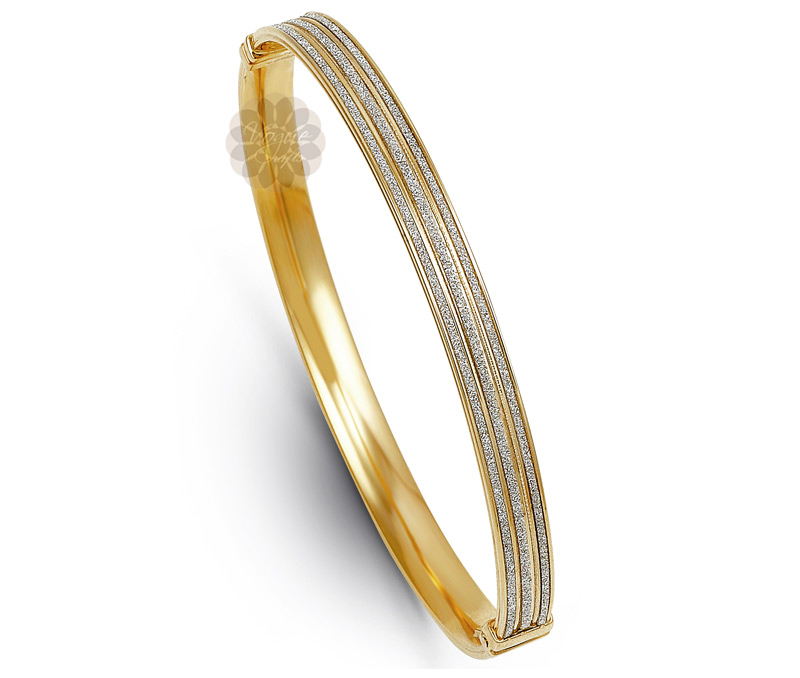 Vogue Crafts & Designs Pvt. Ltd. manufactures Traditional Gold Bangle at wholesale price.