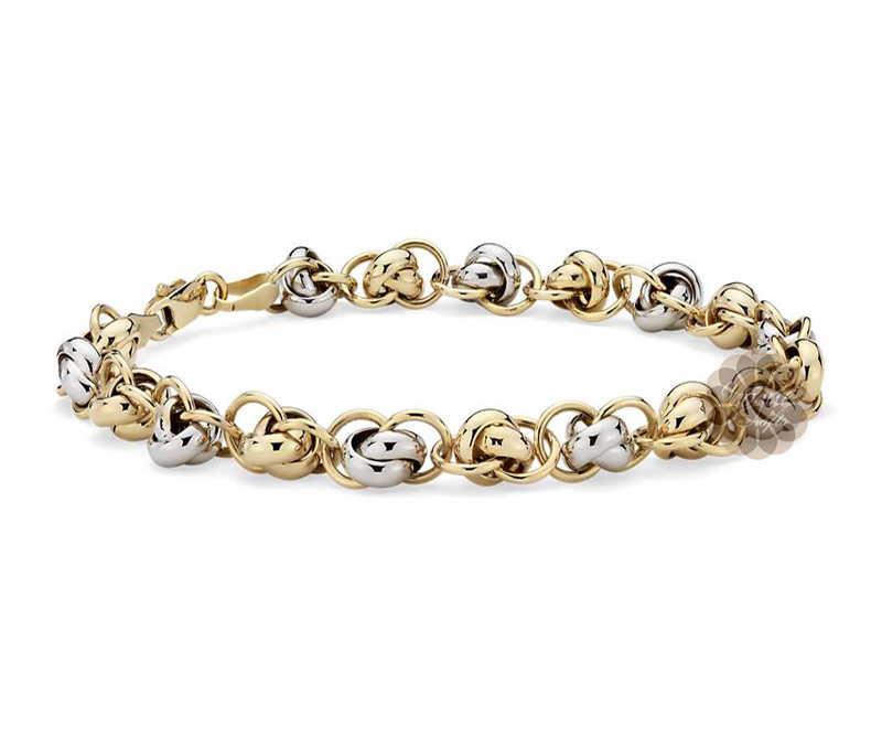 Vogue Crafts & Designs Pvt. Ltd. manufactures Classic Gold Bracelet at wholesale price.