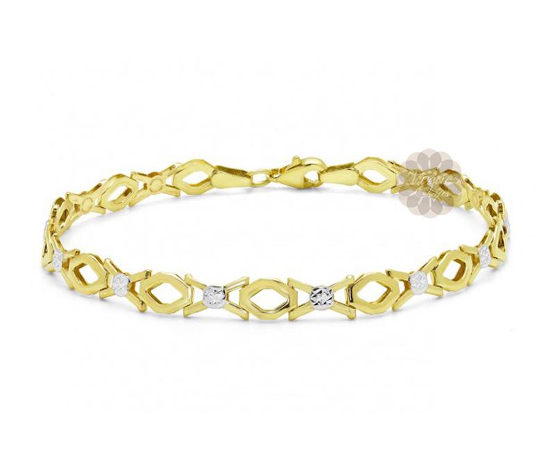 Vogue Crafts & Designs Pvt. Ltd. manufactures Gold Chain Bracelet at wholesale price.