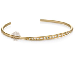 Vogue Crafts and Designs Pvt. Ltd. manufactures Diamond and Gold Cuff at wholesale price.