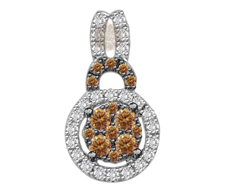 Vogue Crafts & Designs Pvt. Ltd. manufactures Vintage Diamond Pendant at wholesale price.