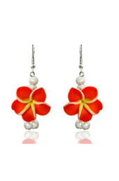 Blooming Flowers Earrings