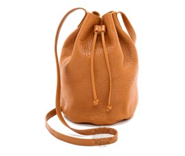 Vogue Crafts and Designs Pvt. Ltd. manufactures Pretty Drawstring Bag at wholesale price.
