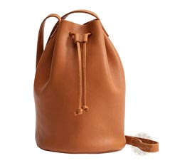 Vogue Crafts and Designs Pvt. Ltd. manufactures Classy Drawstring Bag at wholesale price.