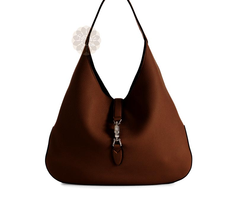 Vogue Crafts & Designs Pvt. Ltd. manufactures Brown Party Hobo Bag at wholesale price.