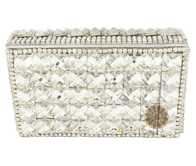 Vogue Crafts & Designs Pvt. Ltd. manufactures Wedding Wear Clutch at wholesale price.