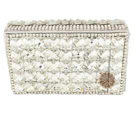 Vogue Crafts and Designs Pvt. Ltd. manufactures Wedding Wear Clutch at wholesale price.