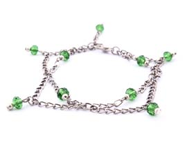 Link Chain Dangle Anklet
