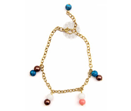 Classic Bead Anklet