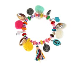 Vogue Crafts and Designs Pvt. Ltd. manufactures Multicolor Stretchable Bracelet at wholesale price.