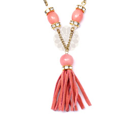 Vogue Crafts and Designs Pvt. Ltd. manufactures Pretty Tassel Pendant at wholesale price.