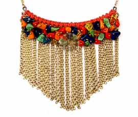 Vogue Crafts and Designs Pvt. Ltd. manufactures Festive Multicolor Dangle Pendant at wholesale price.