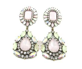 Vogue Crafts and Designs Pvt. Ltd. manufactures Snazzy Look Earrings at wholesale price.