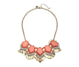 Vogue Crafts and Designs Pvt. Ltd. manufactures Gold Plated Charms Necklace at wholesale price.