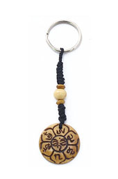 Vogue Crafts and Designs Pvt. Ltd. manufactures Amulet Keyring at wholesale price.