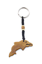 Vogue Crafts and Designs Pvt. Ltd. manufactures Brown Fish Keyring at wholesale price.