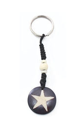 Vogue Crafts and Designs Pvt. Ltd. manufactures Star Keyring at wholesale price.