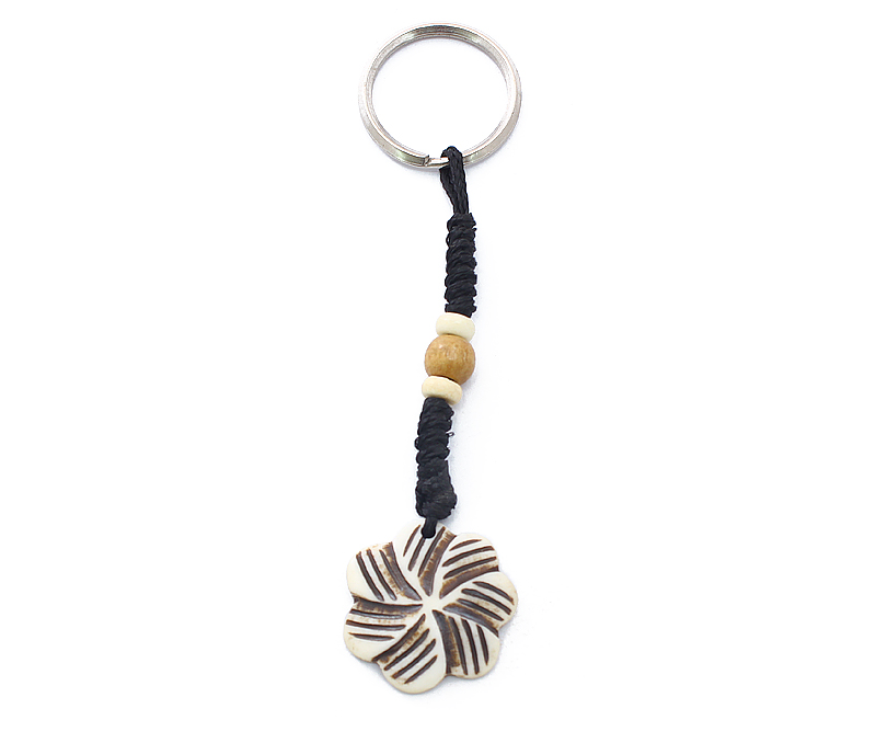 Latest Design Jewelry - Floral Keyring .