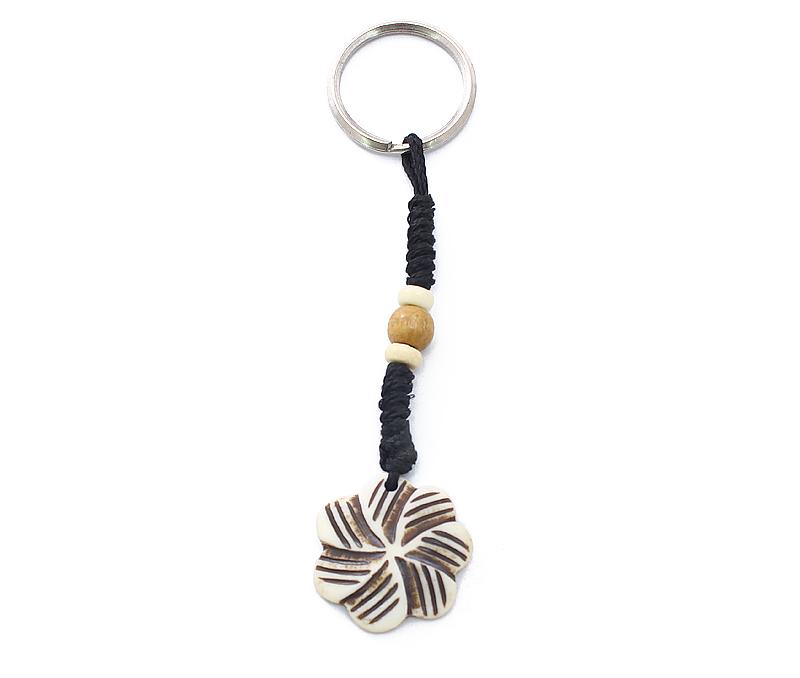 Vogue Crafts & Designs Pvt. Ltd. manufactures Floral Keyring at wholesale price.