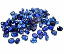 Vogue Crafts and Designs Pvt. Ltd. manufactures Sapphire Stone at wholesale price.