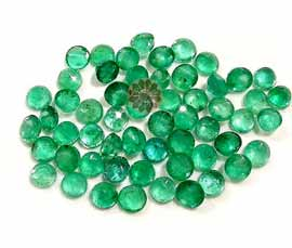Vogue Crafts and Designs Pvt. Ltd. manufactures Emerald Stone at wholesale price.